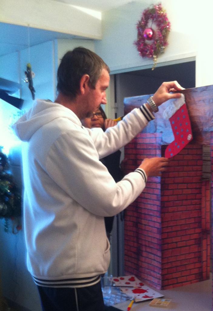 Finalisation de la cheminée