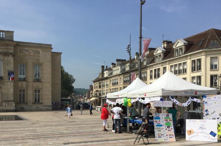 L'AFIPP fête le JME à Beauvais