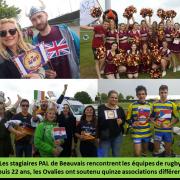 PAL Beauvais rencontre les Européens dans leur ville
