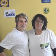 Julie et Roseline ont obtenu leur M2RCP