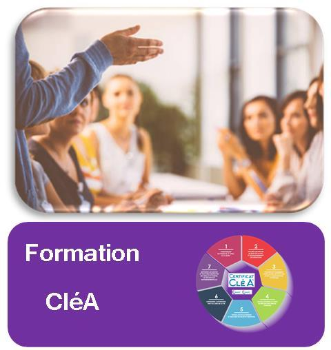 Bouton formation clea site
