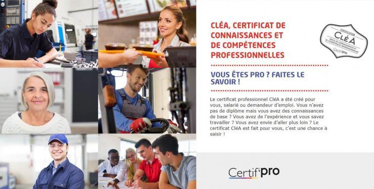 Image certifpro