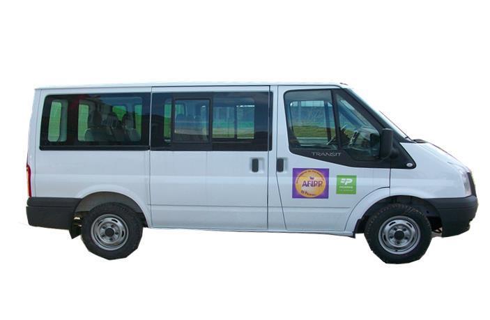 Logo minibus